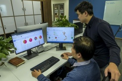 Largest biomedical data management platform launched in Vietnam