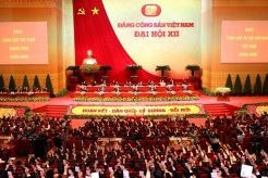 What did Communist Party of Vietnam discuss in previous congress?