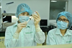 Vietnam-made Covid-19 vaccine likely effective against variants