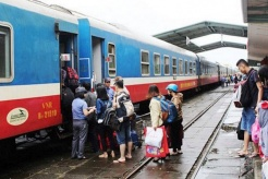 Vietnam Railways urged to complete auxiliary facilities of North-South railway route