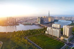 Thu Thiem Eco Smart City expected to become prominent landmark of Asia