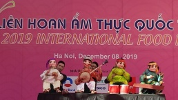 International Gastronomic Show attracts visitors in Hanoi