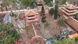 Huong Pagoda Festival kicked off