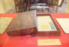 The National Library of the Nguyen Dynasty opened
