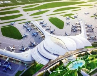 Work starts on Long Thanh International Airport construction on January 5