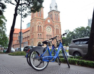 HCM City to try out public bicycle system from August