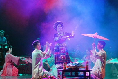 May Festival: Musical and dance performances to celebrate Uncle Ho's birthday