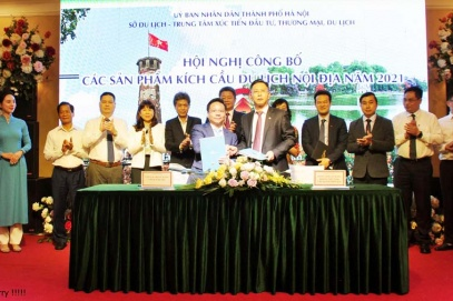 Hanoi: domestic tourism stimulating program debuts