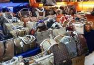 Foreigners side with locals to run counterfeit market in Vietnam