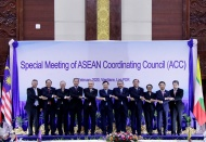 ASEAN steps up fight against Covid-19 threats