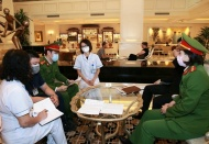 Hanoi steps up safety measures for foreigners as Covid-19 spreads worldwide