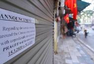 Vietnam to declare national coronavirus epidemic, stops public transport