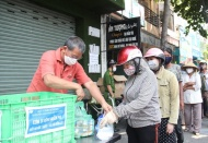 Hanoi to spend US$149 million to aid 1.4 million people hit by pandemic