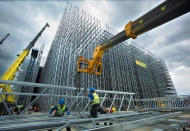 Vietnam construction sector forecast to grow over 7% over next decade: Fitch