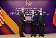 US CDC commits US$3.9 million for Covid-19 activities in Vietnam