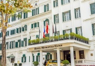 Five-star hotel in Hanoi repurposed to host quarantined foreigners