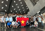 Vietnam repatriates citizens from Middle East