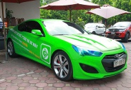 Another made-in-Vietnam ride-hailing app makes debut