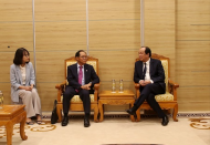 Dialogue between Vietnam gov't and S.Korean businesses to boost bilateral ties: Amb.