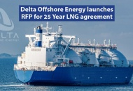 Singapore-based firm seeks long-term contract for LNG supply in Vietnam
