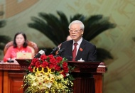 Hanoi embraces for unprecedented opportunity for growth: Party chief