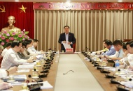 Saving resources for wage reforms, development investment spending: Hanoi Party Chief