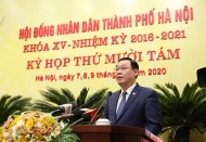 Hanoi to elect high-profile personnel at three-day meeting