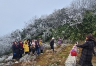 Frosty cold spell hits Hanoi, northern Vietnam