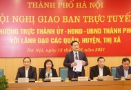 Hanoi GRDP growth could go up to 8% in 2021