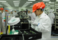 Samsung's exports of flagship Galaxy S21 drives Vietnam trade surplus in January