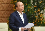 Vietnam PM highlights measures to boost economic growth in first half 2021