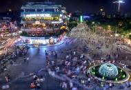 Hanoi suspends activities on pedestrian space around Hoan Kiem Lake