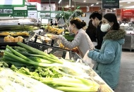 Hanoi committed to ensuring sufficient goods supplies amid Covid-19 outbreak