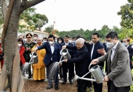 Tree-planting festival: Meaningful campaign in Vietnam in New Year