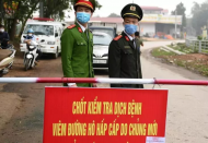 Hai Phong imposes lockdown after a health worker tested positive for SARS-CoV-2