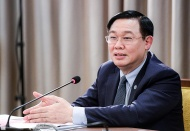 Hanoi Party chief nominated parliament Chairman