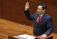 [Infographic] Vietnam has new prime minister