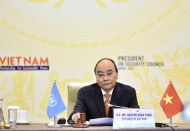 People-centered approach: Vietnam's imprint in UN Security Council Presidency