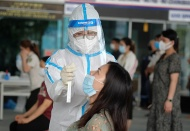 MAY 14: Vietnam's Covid-19 cases hit 788 after two weeks