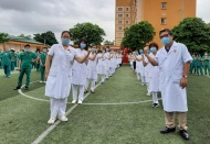 MAY 15: Vietnam's Covid-19 infections hit record high, one death