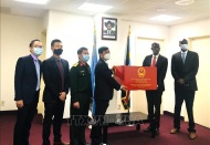 Vietnam supports South Sudan with medical equipment
