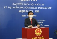 General election – a special event marks Vietnam's development: Hanoi Party chief