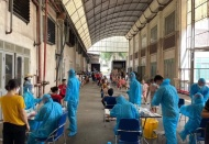 Industrial parks' workers added to priority list of vaccination