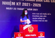 General election in Hanoi ends in success