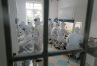 MAY 27: Vietnam's largest testing lab opens, HCM City reports more cases