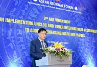 Asia-Pacific addresses emerging maritime issues