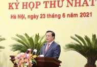 Hanoi Party Chief urges elected representatives to act on people's will