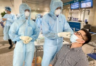 JULY 11: Vietnam sees highest-ever daily Covid-19 cases