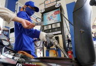 Petrol prices rise for third consecutive time