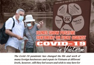 Expats show positive sentiment on fight against Covid-19 in Vietnam